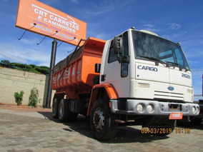 Ford Cargo 2622 6x4 Basculante Motor Com 162.365km