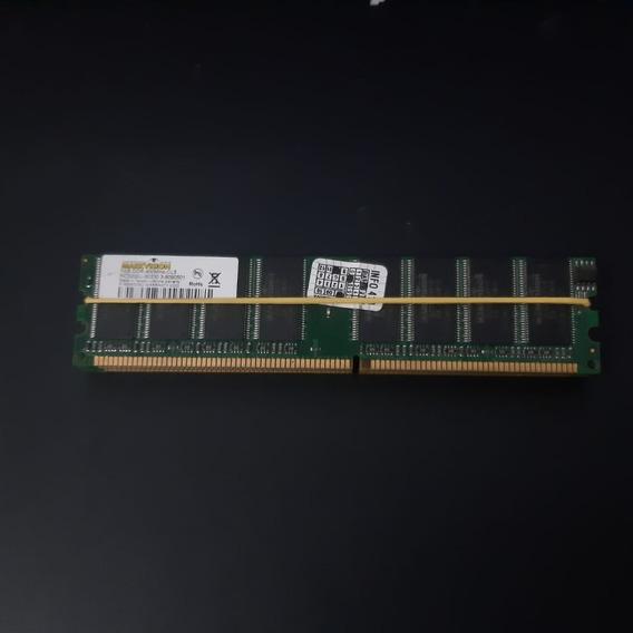 Kit Memória Markvision 1gb (3 X 1) Ddr Pc 3200u Memoria Ram