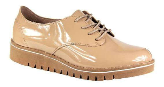 Sapato Oxford Beira Rio 4174.419 Bege