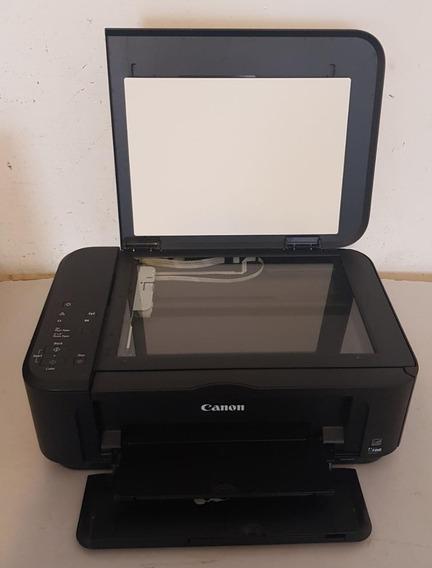 Impressora Pixma Canon Mg3510 Sucata Retirar Peça Ref: T23