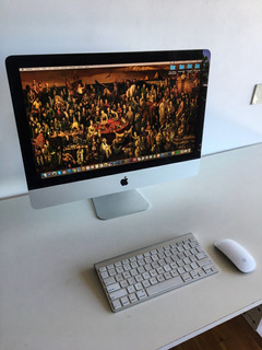 iMac, Late 2013, 3,1ghz I7, 21,5-inch, Nvidia Ge Force, 8gb