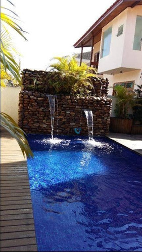 Imagem 1 de 30 de Casa Com 4 Dormitórios À Venda, 540 M² Por R$ 3.500.000,00 - Alphaville - Santana De Parnaíba/sp - Ca1476