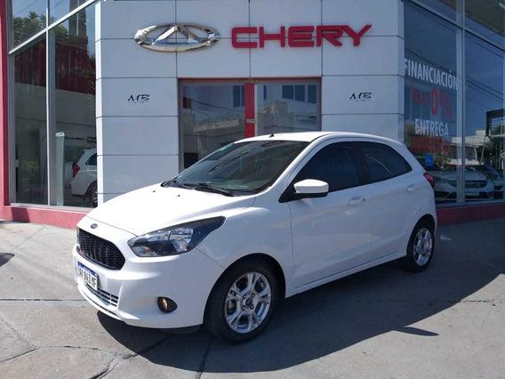Ford Ka Sel 1.5 Mt 5 Puertas Blanco 36.000 Km. 2017