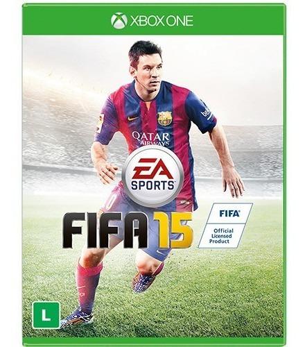 Jogo Fifa 15 - Xbox One - Original - Totalmente Português