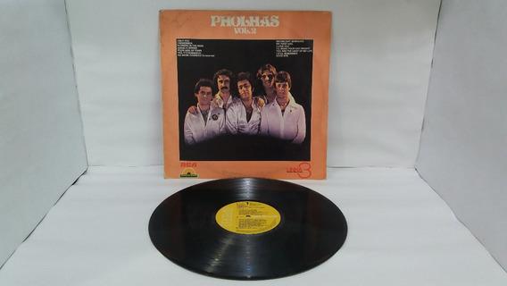 Lp Pholhas / Linha 3 / Disco De Ouro Vol. 2 / Ano 1981