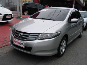 Honda City 1.5 Lx 16v Flex 4p Manual 2010/2010