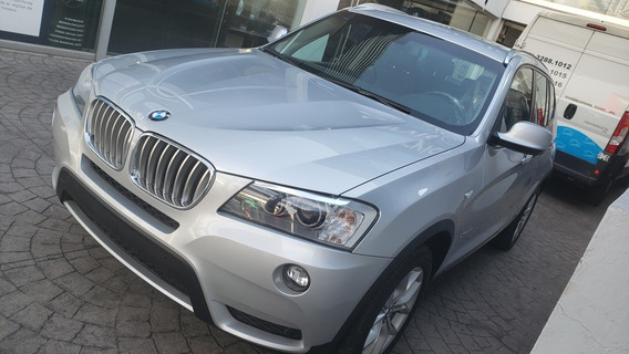 Bmw X3 2.0 Xdrive28ia Top At 2014