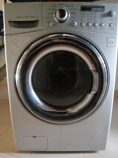 Lavadora Y Secadora Lg De 15 Libras