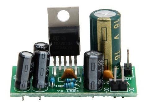 Amplificador Tda 2030 A Digital Audio Barato