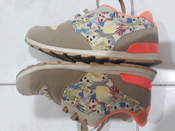 Zapatillas Topper De Colores!