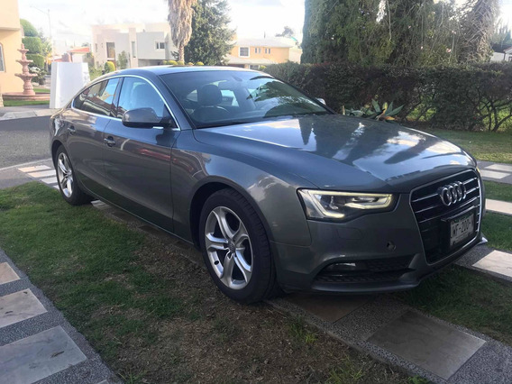Audi A5 1.8 Spb Luxury Turbo Multitronic Cvt 2012