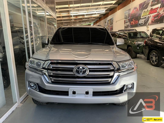 Toyota Land Cruiser Vx 2019 Blindaje