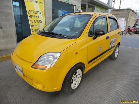 Taxis Chevrolet Spark Cronos