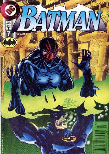 Imagem 1 de 1 de Batman 7 Dc Comics Abril Jovem 1997