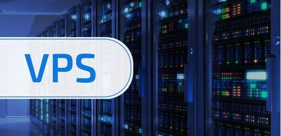 Servidor Vps Linux | 4gb De Ram E 300gb De Hd