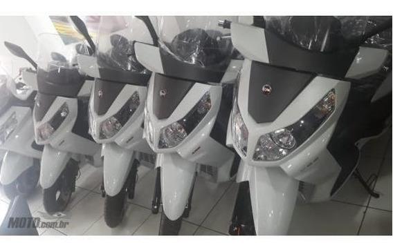 Dafra Sym Citycom S 300 2019/2020 Cbs 0km - Pronta Entrega