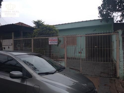 Imagem 1 de 11 de Casas Terreas Na Vila Nhocuné - Ca00266 - 34375119