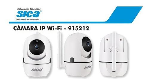 Camara De Seguridad Ip Wifi Vision Nocturna Sica