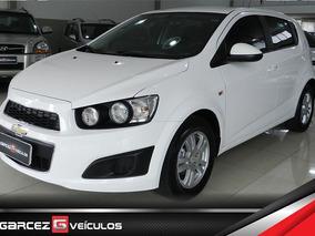 Chevrolet Sonic 1.6 Flex Automático Branco Lacrado 6 Marchas