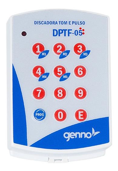 Discadora Universal Dptf-05 Pt Genno Tom E Pulso