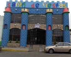 Salon De Fiestas Infantiles En Ecatepec Castillo Del Grillo