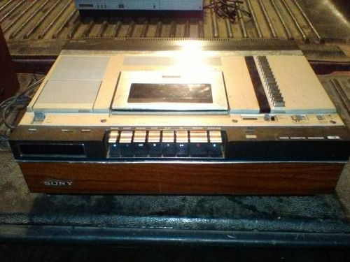 Betamax Sony Para Repuesto