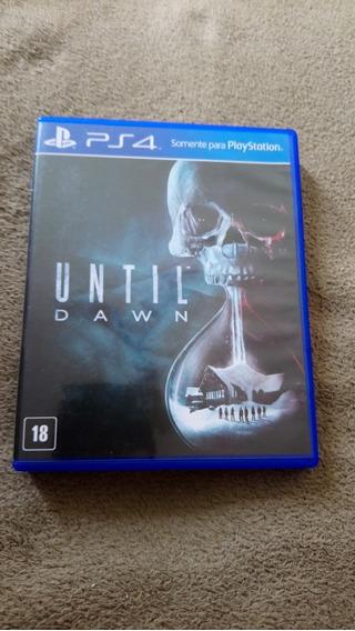 Until Dawn Ps4 Usado