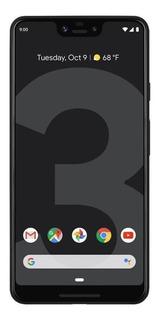 Google Pixel 3 XL Dual SIM 64 GB Just black 4 GB RAM