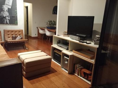Apartamento Com 3 Dormitórios À Venda, Perdizes - São Paulo - 15401