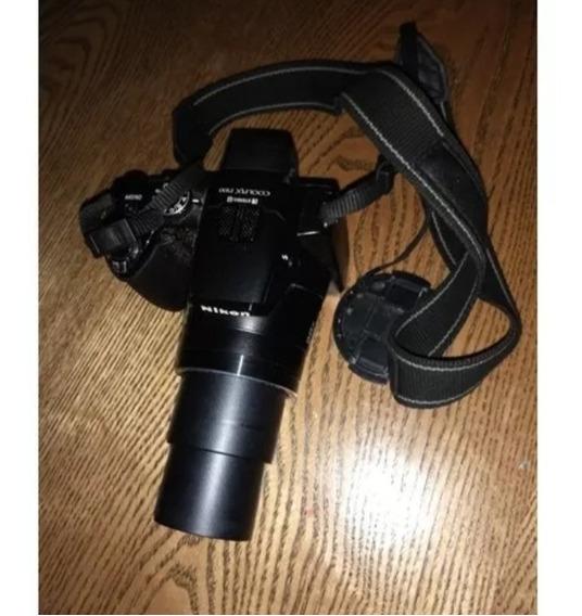 Cámara Digital Nikon Coolpix P100 Compacta