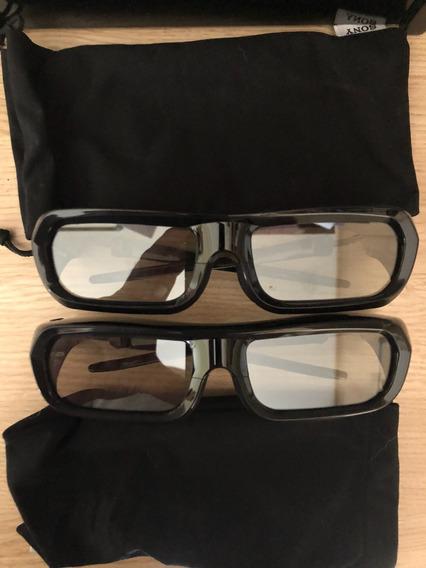 1 Óculos 3d Sem Uso Sony Tdg-br250