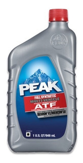 Aceite Peak Full Synthetic Para Caja Atf Vi 6 X 946ml