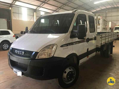 Iveco Daily 70c17 Cabine Dupla