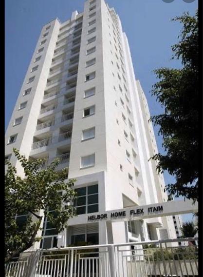 Apartamento Itaim Bibi - Todo Reformado E Decorado
