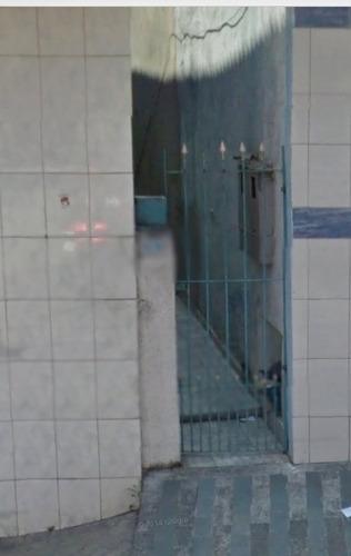 Imagem 1 de 7 de Casa Com 1 Dormitório Para Alugar Por R$ 550,00 - Jardim Egle - São Paulo/sp - Ca0239