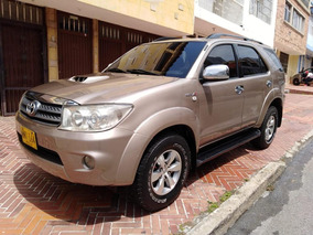Toyota Fortuner 2008 At 4x4