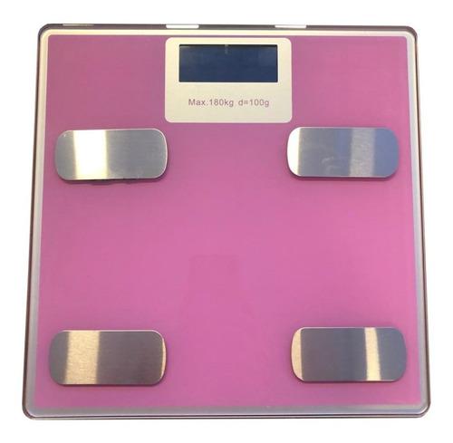 Balanza Digital Personal Bluetooth 180kg.envio Gratis.cuotas