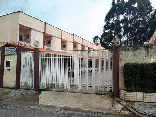 Imagem 1 de 26 de Sobrado Com 2 Dormitórios, 74 M² - Venda Por R$ 276.000,00 Ou Aluguel Por R$ 1.200,00/mês - Jardim São Gabriel - Mauá/sp - So0133