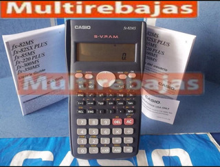 Calculadora Casio Ideal Para Estudiantes Matematicos