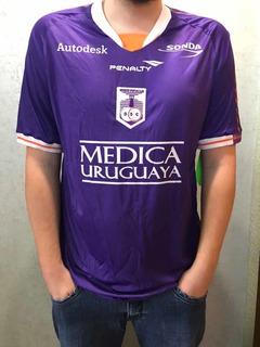 Camisa Do Defensor Do Uruguai- Original E Com Etiqueta- Rara