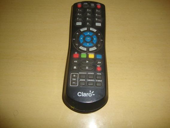 Controle Remoto Para Receptor Claro Original