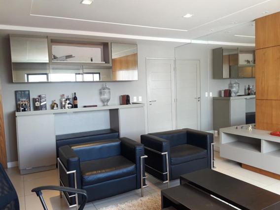 Apartamento Com 3 Dormitórios À Venda, 101 M² Por R$ 380.000,00 - Barro Vermelho - Natal/rn - Ap6057