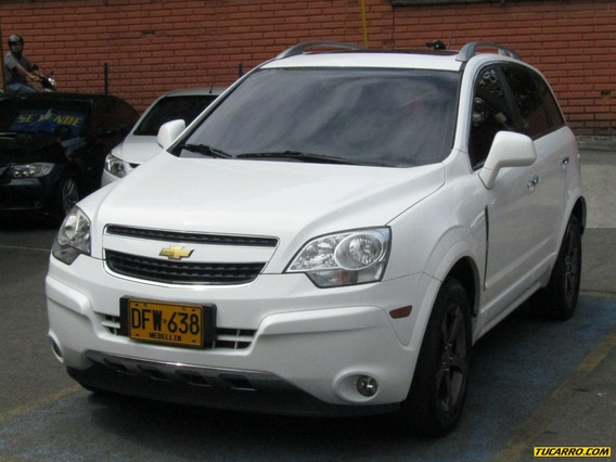Chevrolet Captiva Sport Platinum At 3000 4x4