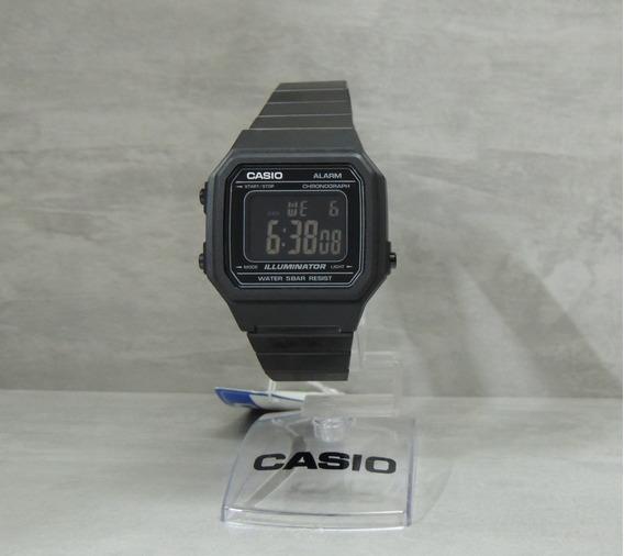 Relógio Casio Vintage Black B650wb-1bdf - Nf Garantia Casio