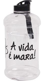 Garrafa De Água Com Alça 2,2l Tritan Gabriela Pugliesi