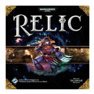 Relic Warhammer 40k Juego De Mesa En Español
