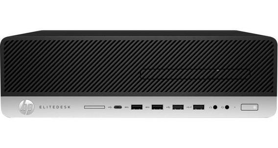 Computador Hp Elitedesk 800 G4 Sff I7 8700 8gb Ddr4 Hd 1tb