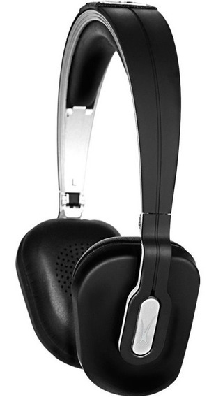 Headphone Dobr. Pt C/ Microfone E Vol No Cabo Nmzx652 Altec