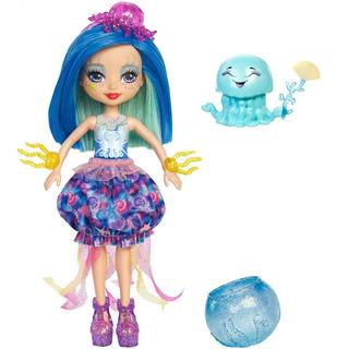 Muñeca Jessa Jellyfish Enchantimals