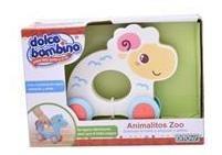 Juguete Para Bebes Animalitos Zoo Dolce Bambino 2199